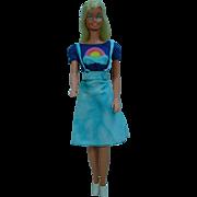 Mattel 1979 Sun Lovin' Malibu Barbie Doll in 1977 Best Buy Fashion!
