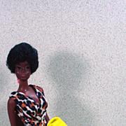Mattel 1968 Talking Julia Doll, Talks!!