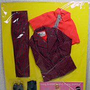 SOLD MOC Mattel Ken Outfit The V.I.P. Scene, 1971!
