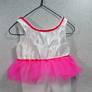 Original 1968 Mattel Dancerella Ballerina Outfit
