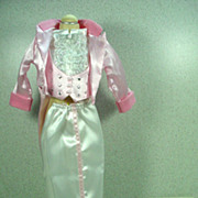 1994 Danbury Mint Shirley Temple Dimples Outfit, Mint