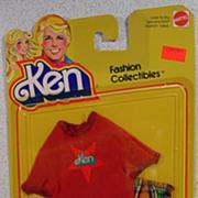 NRFC  Mattel Ken Fashion Collectibles Outfit, 1979!