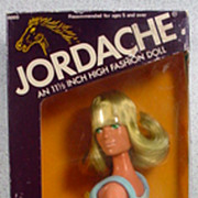 """NRFB Mego 1981 Jordache 11 1/2"""" Fashion Doll!"""