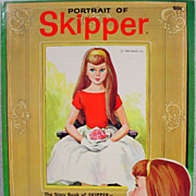 Portrait of Skipper, Wonder Books, 1964 (Barbie's Little Sister)