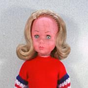 "Italia Cremona Mod 17"" Fashion Doll, 1966!"