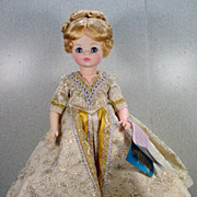 Madame Alexander Mary McKee First Lady Doll, 1980's