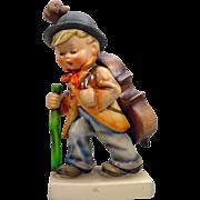 "Vintage Hummel Figurine, ""Little Cellist"" Large Version!"