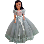 Madame Alexander Polly Doll in Formal, 1965