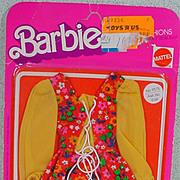 NRFC Mattel Barbie Best Buy Fashion, 1975 #9575