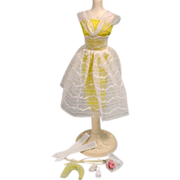 SOLD Vintage Mattel Barbie Outfit, Orange Blossom, 1963