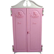 SOLD Mattel Barbie Suzy Goose Wardrobe, 1962