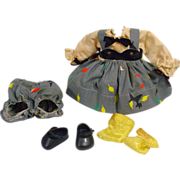 SOLD Vogue Ginny Tiny Miss Outfit from 1954