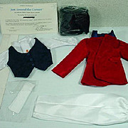"""Shirley Temple Outfit, """"Just Around The Corner"""" from the Danbury Mint Collection"""