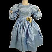 Rare Madame Alexander Cissy Day Dress, 1950's