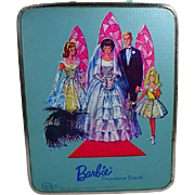 SOLD Vintage Barbie Trousseau Doll Trunk, 1964