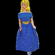 Mattel Color Magic Barbie in Knit Ensemble, 1966