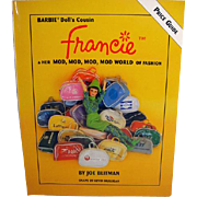 Francie & Her Mod, Mod World of Fashion Price Guide Book, Blitman, 1996