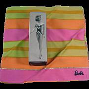 Barbie Cotton Scarf in the Original Box