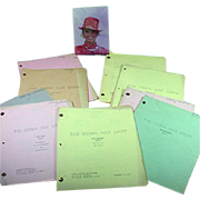 SALE PENDING Original Doris Day TV Scripts from Her Series and Photo, 1968 & '69