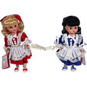 "UFDC Effanbee 1995 ""Best Friends"" Convention Dolls"