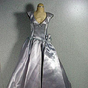 Vintage Madame Alexander Cissy Evening Gown, 1950's
