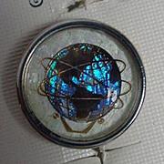 Mint on Card New York World's Fair, 1964-65 Butterfly Wings Earrings