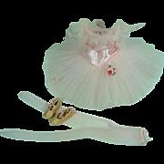 Vintage Madame Alexander Elise Ballerina Outfit, 1950's