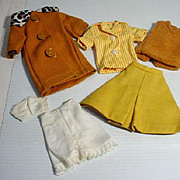 Vintage Fashion Doll Clone Outfit, 1960's