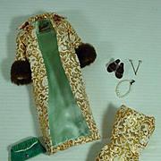 Vintage Barbie Outfit, Evening Splendour, Mattel, 1960