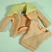 Mattel Barbie Cardigan and Square Neck Sweater Pak Set, 1962
