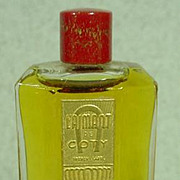 1940's Coty L'Aimant Perfume Bottle!