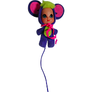 Mattel Animiddle Kiddle, 1969, Miss Mouse