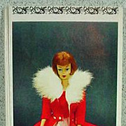 Rare Mattel International Barbie Brio Catalog, 1966 Mint