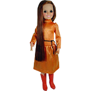 Ideal Movin' Groovin' Crissy Doll, 1971