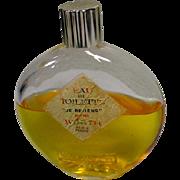 Vintage Je Reviens Worth Eau de Toilette, Lalique Bottle