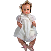 "Arranbee Composition & Cloth 21"" Little Angel Doll, 1940"