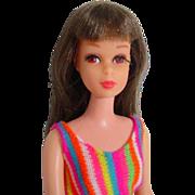 Vintage 1967 Twist 'N Turn Francie Doll, Mattel