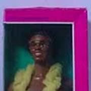 African American Tropical Ken, NRFB, 1985.