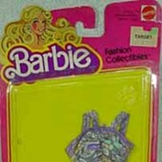 Mattel Barbie Fashion Collectibles Outfit #1362, NRFC from 1979.