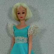 1970 Hair Happenin's Francie with Original Dress, 1970.