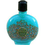 SALE Erce Vintage Perfume Bottle - Ever Green - Paris