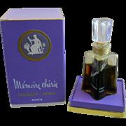 REDUCED Arden Memoire Cherie Perfume Bottle and Box - Bottle Sealed