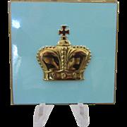 SALE Prince Matchabelli Powder Compact