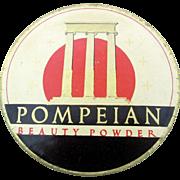 Vintage Pompeian Beauty Face Powder