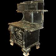 "Antique ""Majestic Junior"" Salesman Sample Stove"