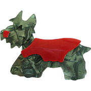 Kimdoo The Terrier Westie Dog Pin By French Designer Lea Stein