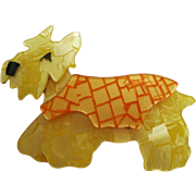 Kimdoo The Terrier Westie Scottie Dog Pin By French Designer Lea Stein
