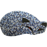Mistigris The Sleeping Cat Pin by French Designer Lea Stein