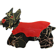 Kimdoo The Terrier Westie Scottie Dog Pin By French Designer Lea Stein