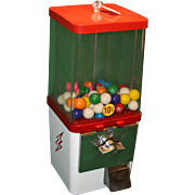 SOLD Vintage Gumball or Candy Machine 10 Cent